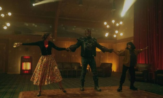 DC FANDOME 2021: DOOM PATROL Gets Mid-Season Trailer and Season 4