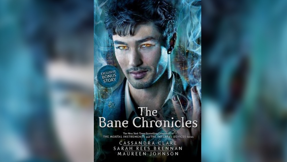disaster bisexual: the bane chronicles cover