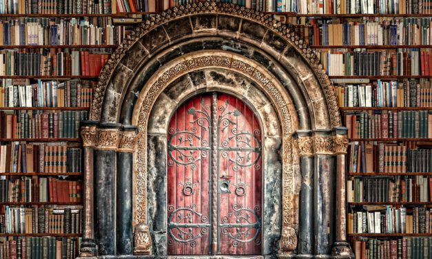 5 Great Books About Libraries and Librarians