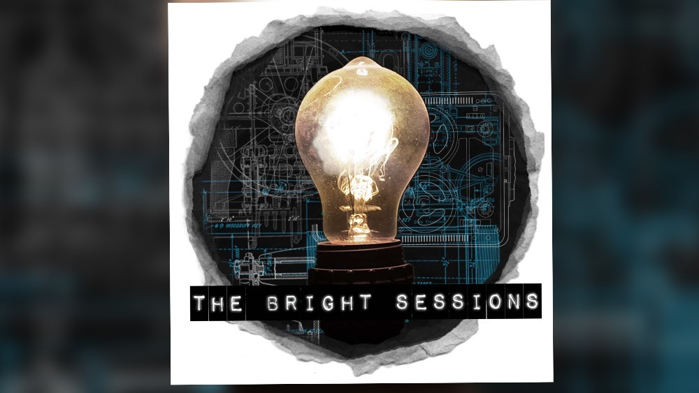 disaster bisexual: the bright sessions logo