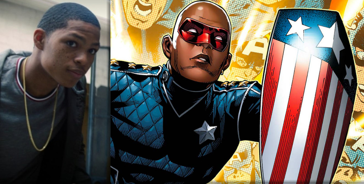 Who Are the Young Avengers: PATRIOT