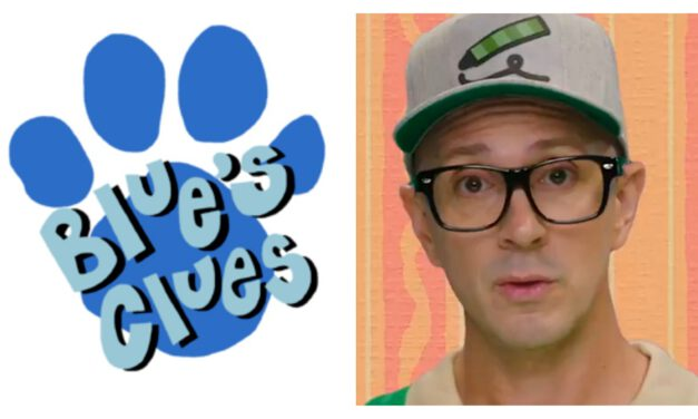 We Dare You Not To Cry While Watching This Sweet BLUE'S CLUES Video From Steve