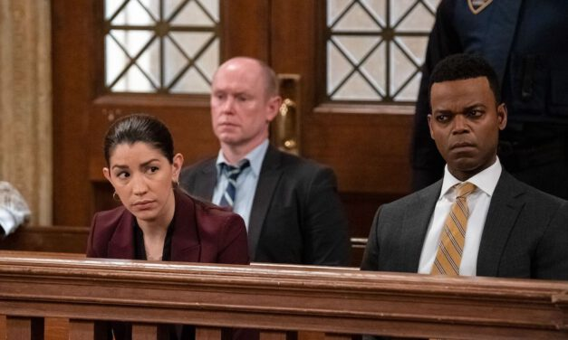 LAW & ORDER: SVU Takes a Hit in Diversity