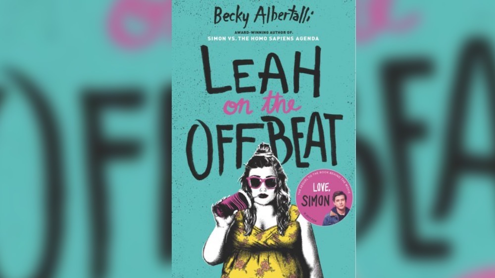 disaster bisexual: Leah on the offbeat cover