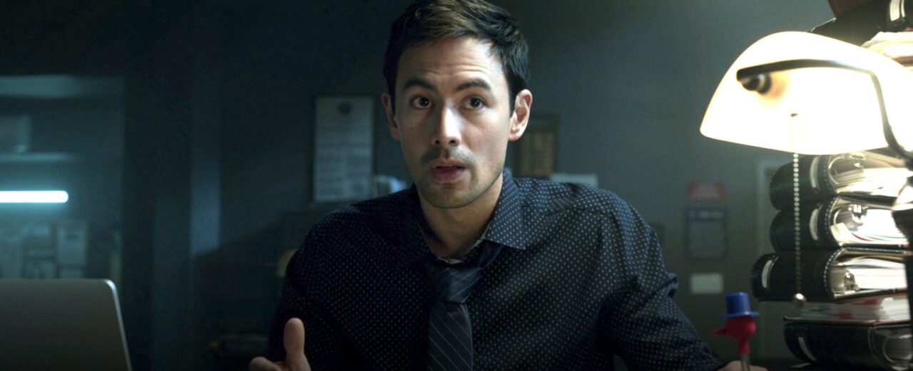 George Young in Malignant
