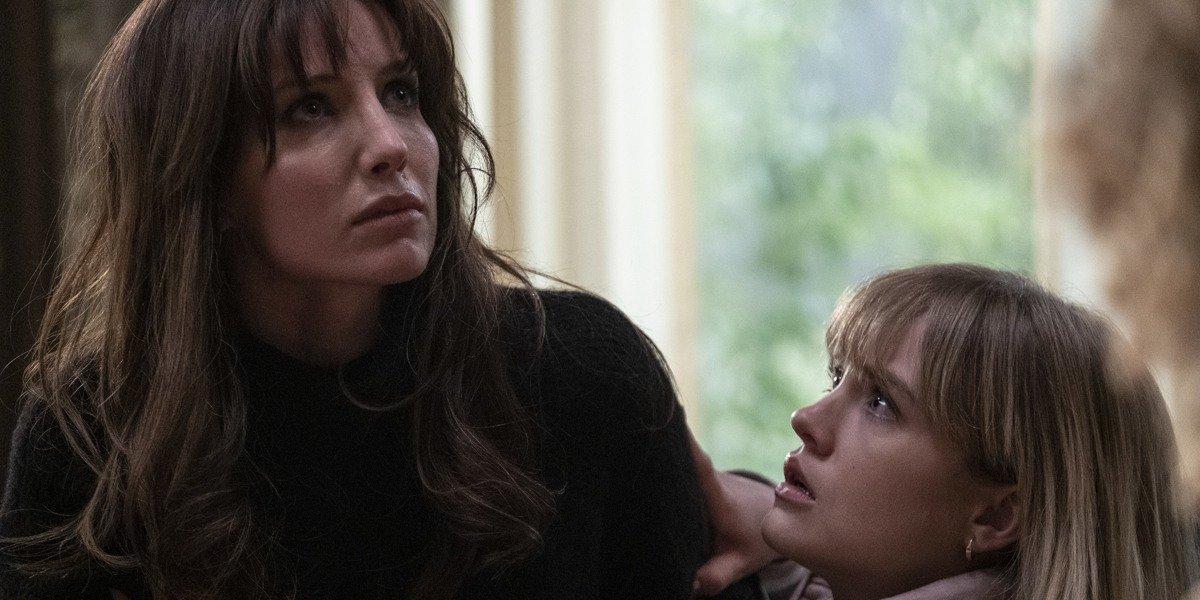 Annabelle Wallis, Maddie Hasson in Malignant