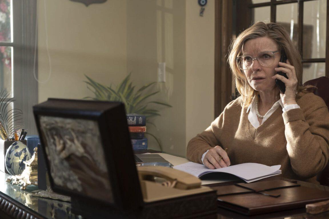 Jacqueline McKenzie in Malignant