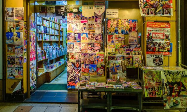 Understanding Manga and Its Role In Japanese Culture