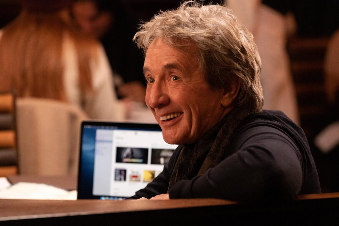 Still of Martin Short in Only Murders in the Building.