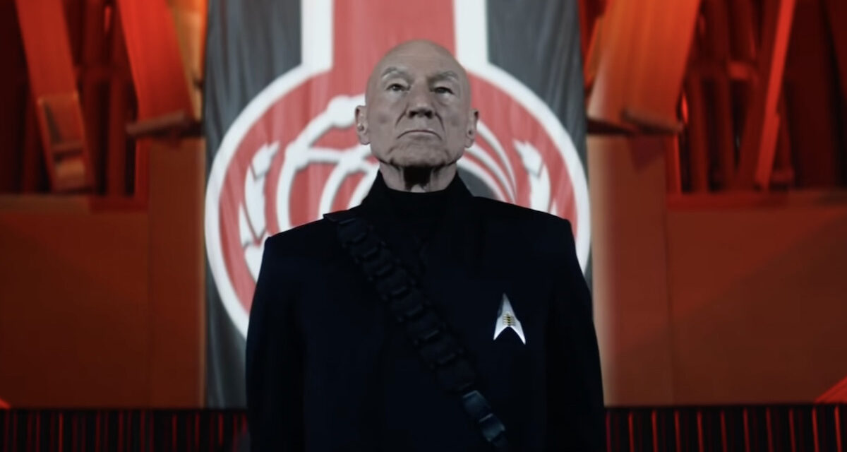 Time Has Been Broken by Q in Exciting STAR TREK: PICARD Season 2 Trailer