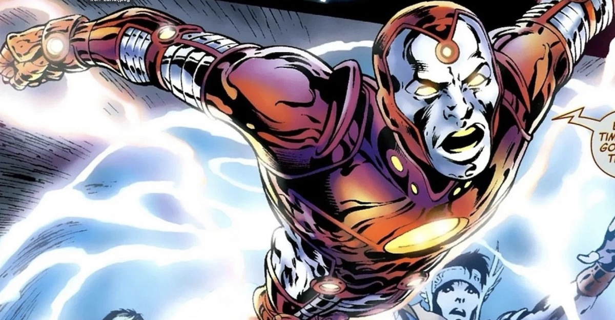 Who Are the Young Avengers: IRON LAD
