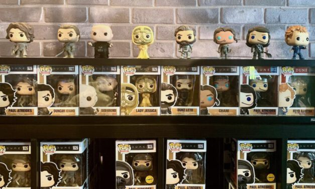 There's a DUNE Takeover Happening at Funko Hollywood
