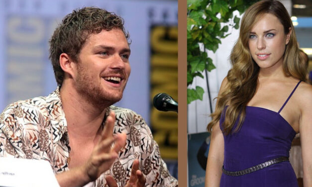Finn Jones and Jessica McNamee to Star in THE VISITOR