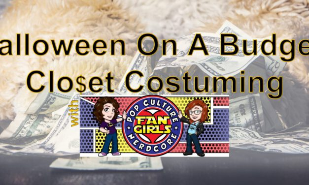 Halloween on a Budget: Closet Costuming