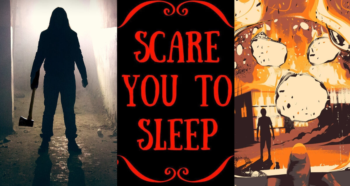 5 Spooky Horror Podcasts To Terrify You This Halloween