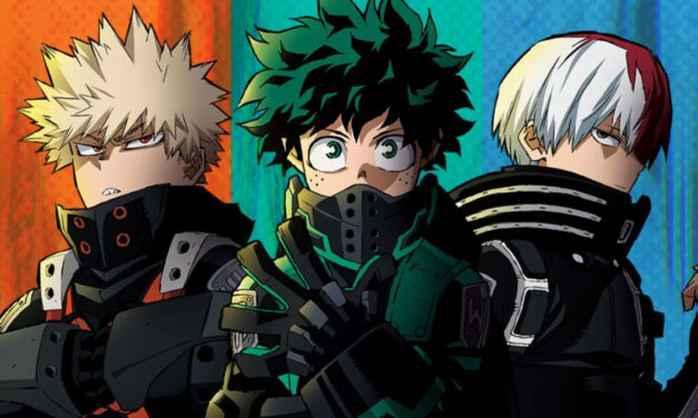 Movie Review: MY HERO ACADEMIA: WORLD HEROES' MISSION