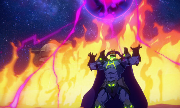 MASTERS OF THE UNIVERSE: REVELATION Returns With Action-Packed Trailer