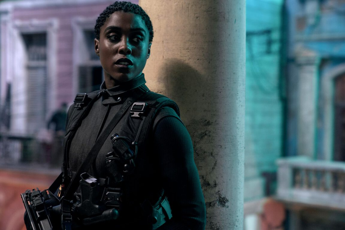 Lashana Lynch in No Time to Die - MGM/EON Prods.