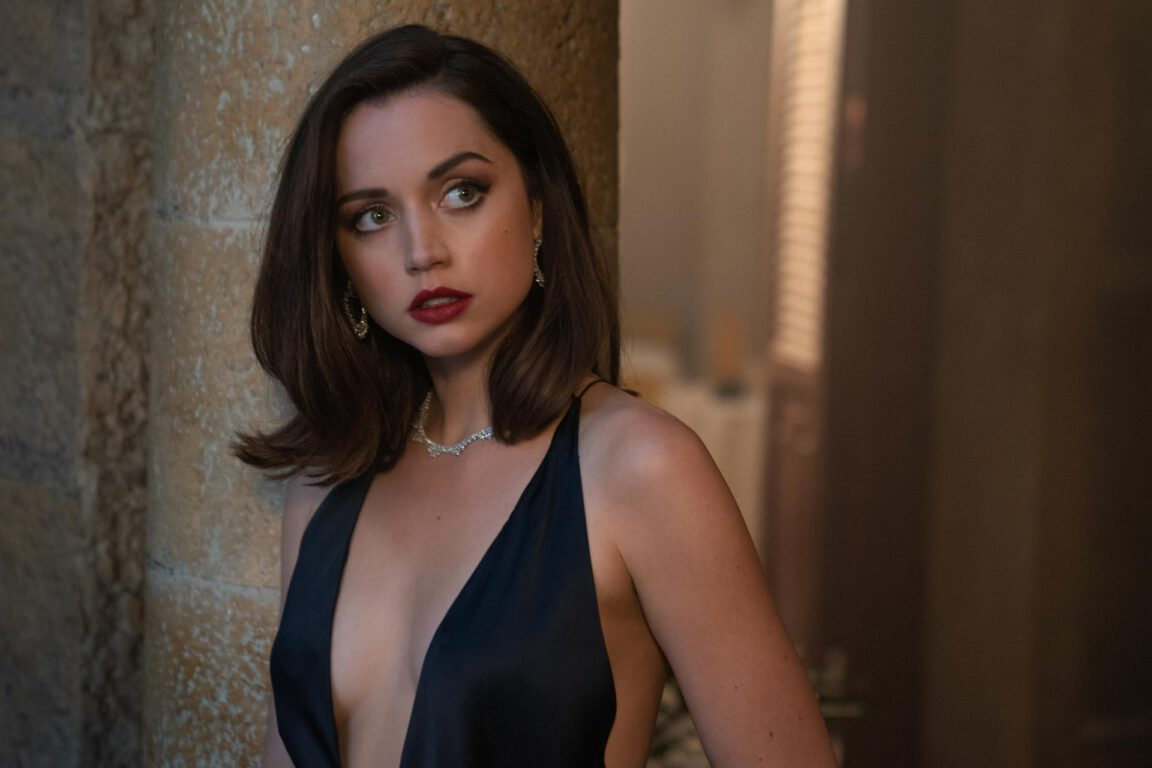 Ana de Armas in No Time to Die - MGM/EON Prods.