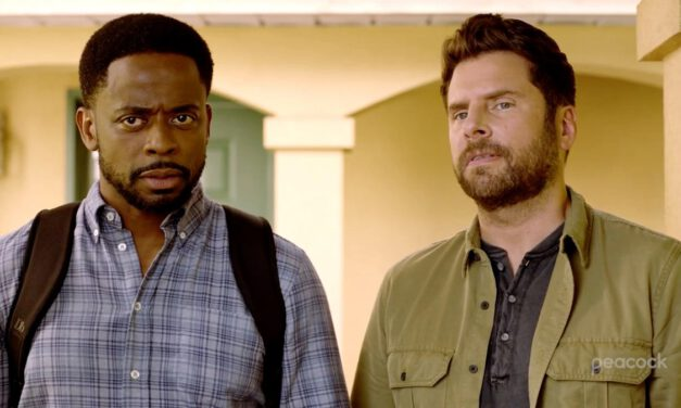 NYCC 2021: The Case Gets Personal in PSYCH 3: THIS IS GUS