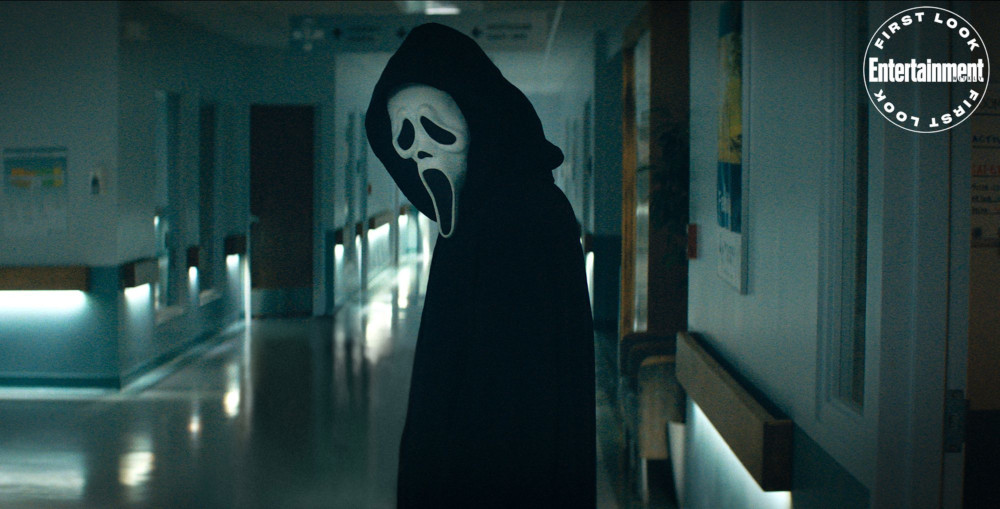 Ghostface in 'Scream' (2022) | Credit: Courtesy of Paramount Pictures and Spyglass Media Group