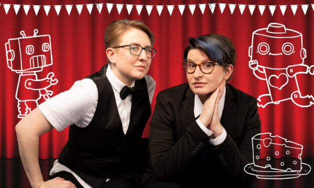 The Doubleclicks Have a Brand New Video From the TEACHING A ROBOT TO LOVE Musical