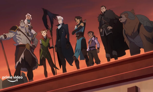 NYCC 2021: Critical Role's THE LEGEND OF VOX MACHINA Gets Official Release Date
