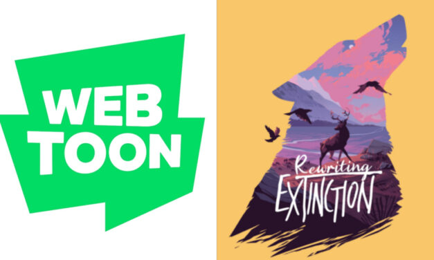 WEBTOON Has Partnered with Rewriting Extinction to Tackle Climate and Biodiversity Crisis