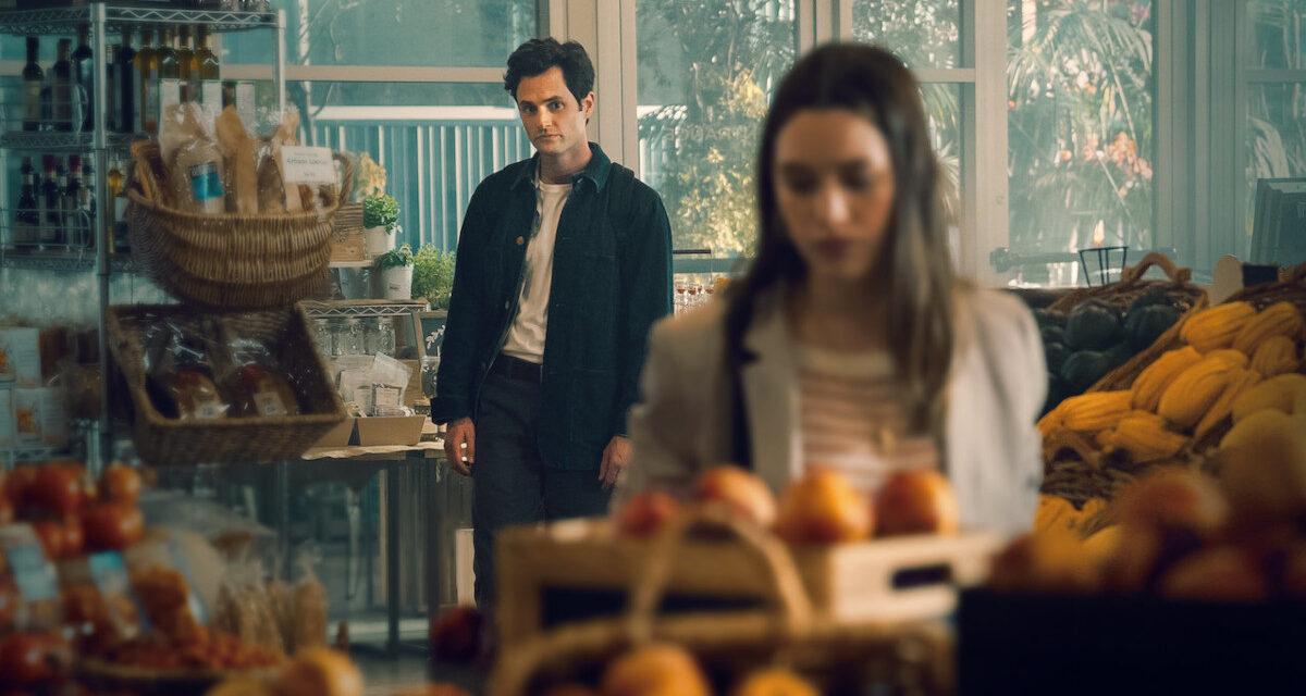 Netflix Renews YOU for a Fourth Season