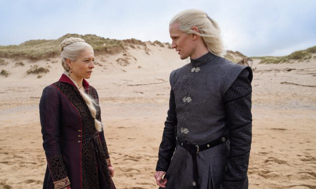 New HOUSE OF THE DRAGON Teaser Is All Fire and Blood