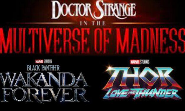 Disney Delays DOCTOR STRANGE 2, BLACK PANTHER 2, THOR 4 and More