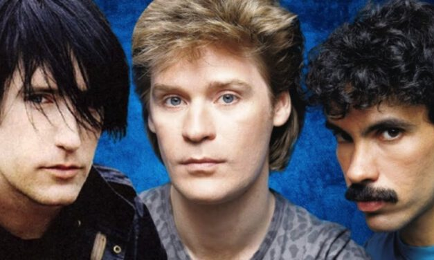 """Synthpop Meets Industrial in Mashup of Hall & Oates Saying """"No Can Do"""" to Nine Inch Nails' Advances"""