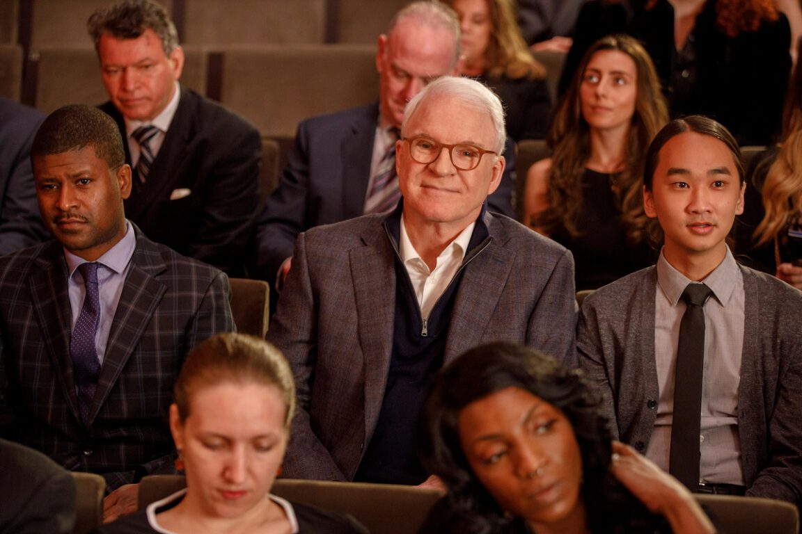 """Still of Steve Martin in Only Murders in the Building Season 1 Episode 9 """"Double Time"""""""