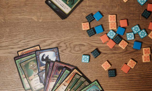 Board Game Table Bonanza